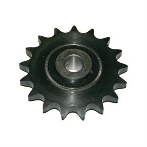 Idler Sprocket Chain Teeth Bore Fits Powell Tobacco Harvester