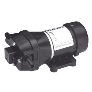 Flojet Quad Valve Diaphragm Pump, 12 Volt Dc, 3.7 Gpm