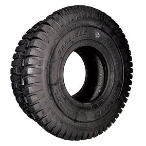 Lawn Mower Tire, 15 X 6.00 - 6, 2 Ply, Turf Saver Tire