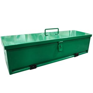 Tractor Tool Box, Green
