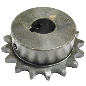 Roller Chain Sprocket, 17 Teeth, 40B17