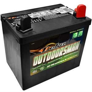 Deka Lawn Mower Battery, 12 Volt