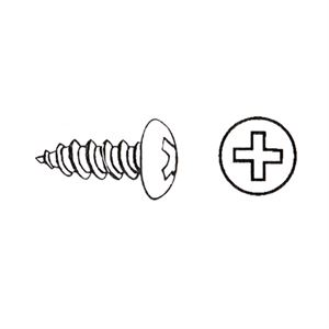 Stainless Steel Screw Phillips Head