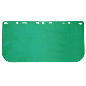 Green Safety Face Shield
