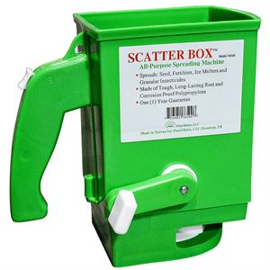 Scatter Box™ All Purpose Spreader