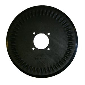 Fluted Coulter Blade