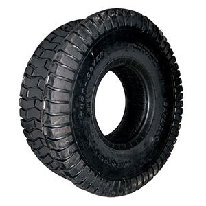 Lawn Mower Tire, 20 X 8.00 X 8, 2 Ply, Turf Saver Tire