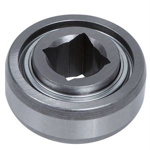 Disc Bearing, 1-1/8 in Square Bore, W208PPB12