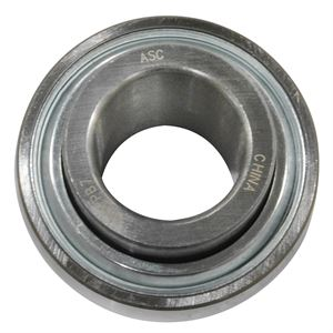 Rolling Cultivator Bearing, 205-PPB7-C, 15/16 In. Round Bore