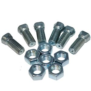 Clippd Hd Gr Plow Bolt Nuts Bg