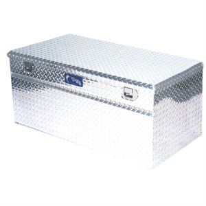 Aluminum Single Lid Chest Box