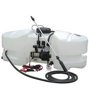 25 Gallon Spot Sprayer, 2.1 GPM