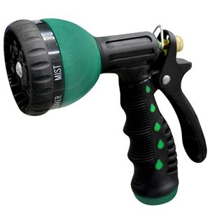 Garden Hose Sprayer, 4 Spray Patterns
