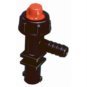 Quick Attach Single Hose Shank Diaphram Check Valve Nozzle Body
