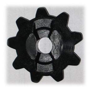 Tooth Spacing Sprocket For Tobacco Transplanter