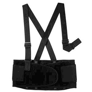 LARGE BACK SUPPORT W/BREAKAWAY SUSPENDER