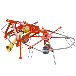 3-Point Rotary Hay Tedder