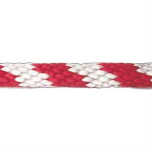 Horse Lead Line, Red and White