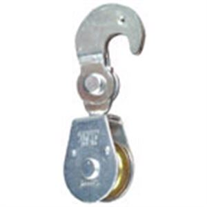 Single Pulley With Swivel Hook