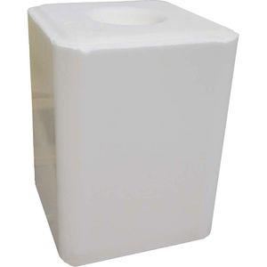 White Brine Block Lb Pure Salt For Water Softener