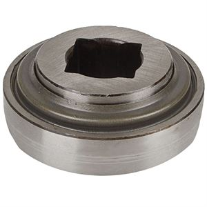 Disc Bearing, 1 Inch Square Bore, W208PPB6