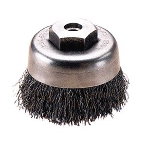 Crimped Wire Cup Brush Coarse