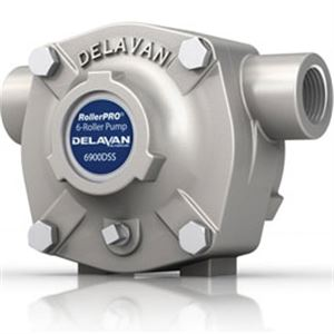 Delavan Rollerpro 6 Roller Pump, Diamond Series