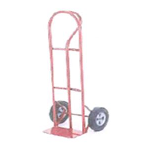 Hand Truck With Horn Handle Lb With Out Wheel Gaurds