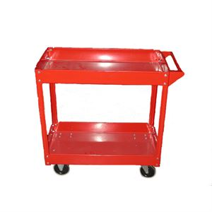 Service Cart Capacity Two Shelf