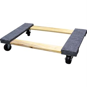 Carpeted Movers Dolly Lb