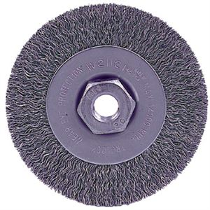 Crimped Wire Brush Metric