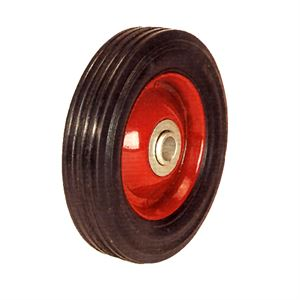 Rubber Wheel With Bearing Lb
