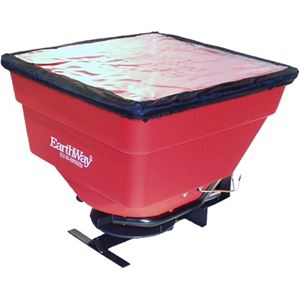 EarthWay 12 Volt Commerical Spreader, 100 Lb. Capacity