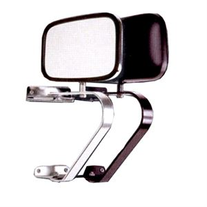 Ford Style Break Away Mirror Chrome Finish