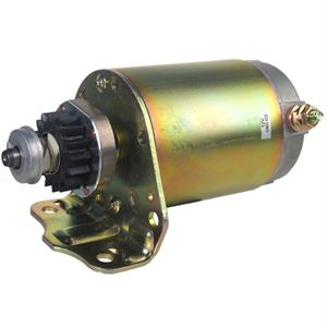 Magnum Hd Electric Starter Motor, 33-770, Fits Briggs And Stratton