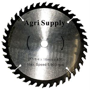 Circular Portable Corded Saw Blde