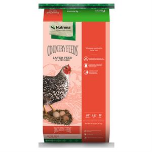 NatureWise Layer 16 percent Crumbles Feed, 50 Lb.