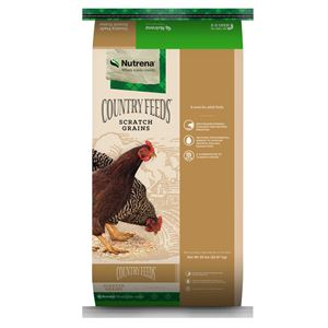 NatureWise Scratch Grains Feed, 50 Lb.