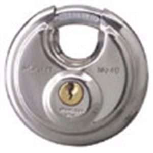 Heavy Duty Shrouded Stainless Steel Lock
