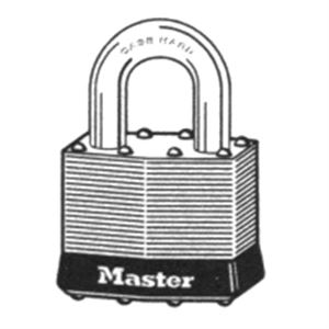 Mm Padlock Keyed Different