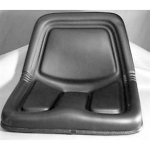 Flip-Style Tractor Seat