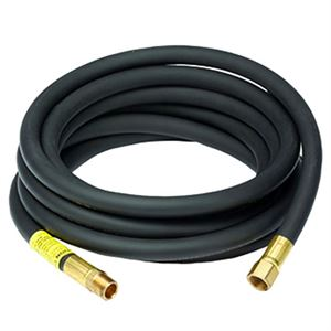 Propane Extension Hose 3/8 In. x 15 Ft.