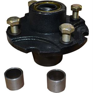 Tailwheel Hub Kit With Bearings
