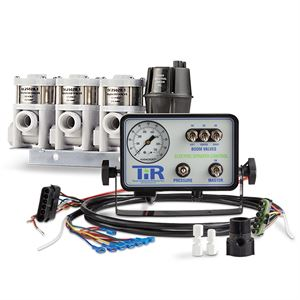 Electric Sprayer Control System, 3 Solenoid Valves