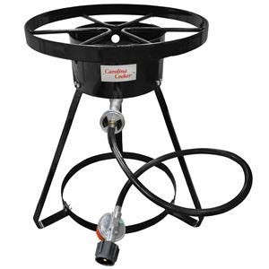 Carolina Cooker 22 In Cooker Stand And Burner