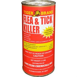 Flea & Tick Killer Shaker Can
