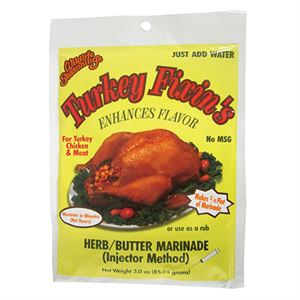 Turkey Fixin&#8217s Herb and Butter Marinade Mix, <nobr>3 Oz.</nobr>