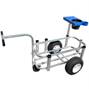 Fishing Pier, Beach Cart, Jr. 14 In. W X 34 In. L X 9 In. H