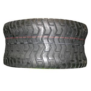Lawn Mower Tire, 20 X 10.00 - 8, 2 Ply Turf Saver Tire