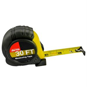 Measuring Tape Yellow